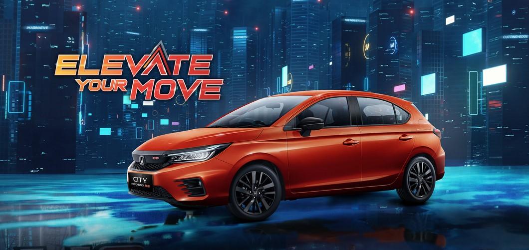 Mulai Pengiriman ke Konsumen, Honda Umumkan Harga Honda City Hatchback RS di Indonesia