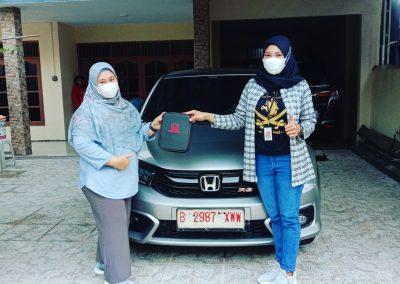 foto serah terima Dian sales honda fatmawati jakarta (10)