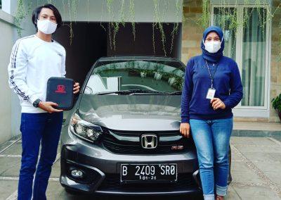 foto serah terima Dian sales honda fatmawati jakarta (12)