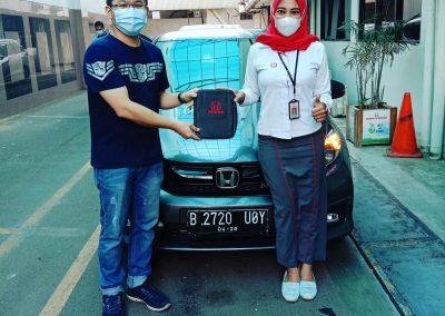 foto serah terima Dian sales honda fatmawati jakarta (14)