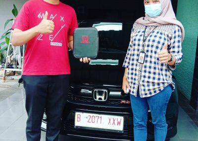 foto serah terima Dian sales honda fatmawati jakarta (16)