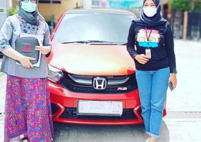 foto serah terima Dian sales honda fatmawati jakarta (18)