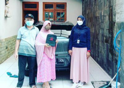 foto serah terima Dian sales honda fatmawati jakarta (2)