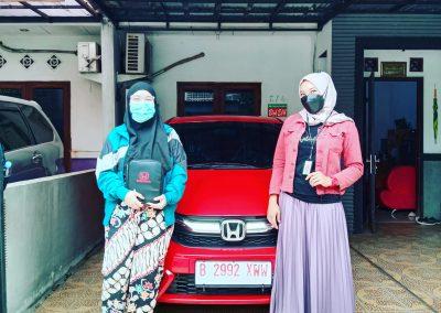 foto serah terima Dian sales honda fatmawati jakarta (3)