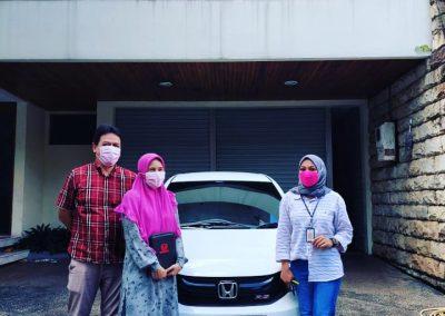 foto serah terima Dian sales honda fatmawati jakarta (4)