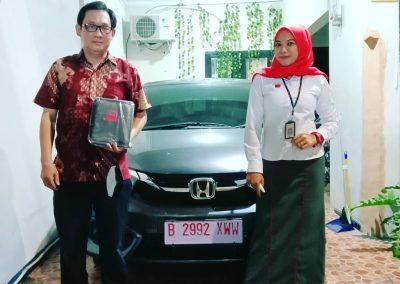 foto serah terima Dian sales honda fatmawati jakarta (6)