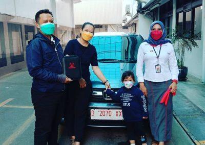foto serah terima Dian sales honda fatmawati jakarta (7)